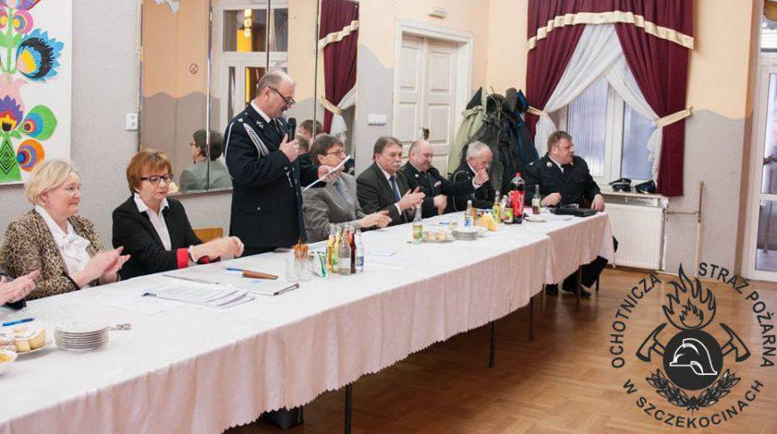 Zebranie sprawozdawczo – wyborcze za lata 2011 – 2016