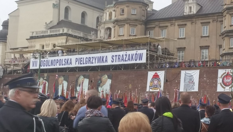 VII Ogólno Polska Pielgrzymka Strażacka na Jasną Górę – 26.04.2015