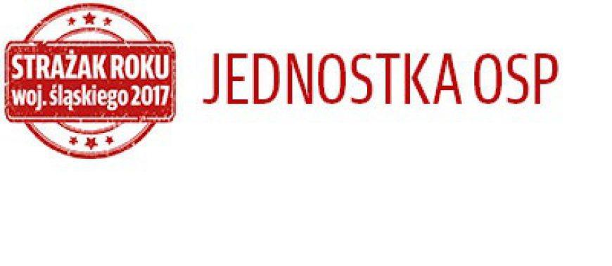Jednostka OSP roku 2017 powiatu zawierciańskiego.